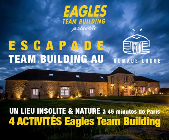 Escapade Team Building au Nomade Lodge