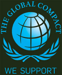 Logo Global Compact  Eagle's Flight