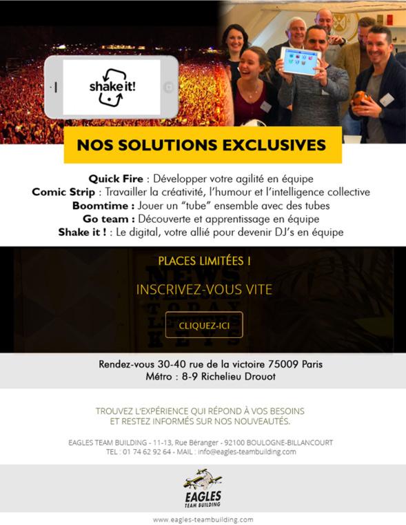 Invitation : After work digital - Jeudi 19 Avril au Loft LeStudio