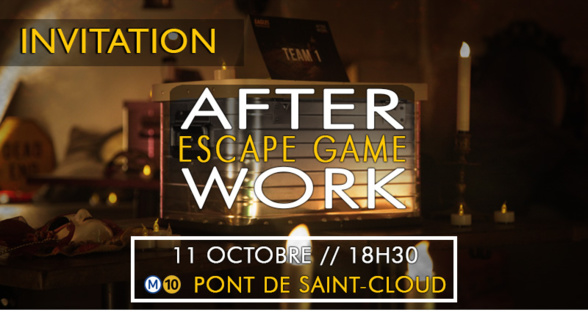 After work - Escape Game