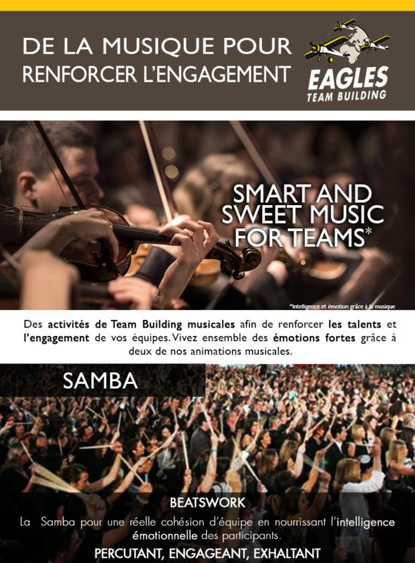 De la musique pour renforcer l'engagement