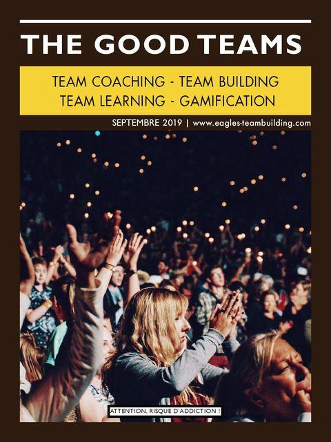 The Good Teams : Consultez le nouveau numéro de notre e-mag