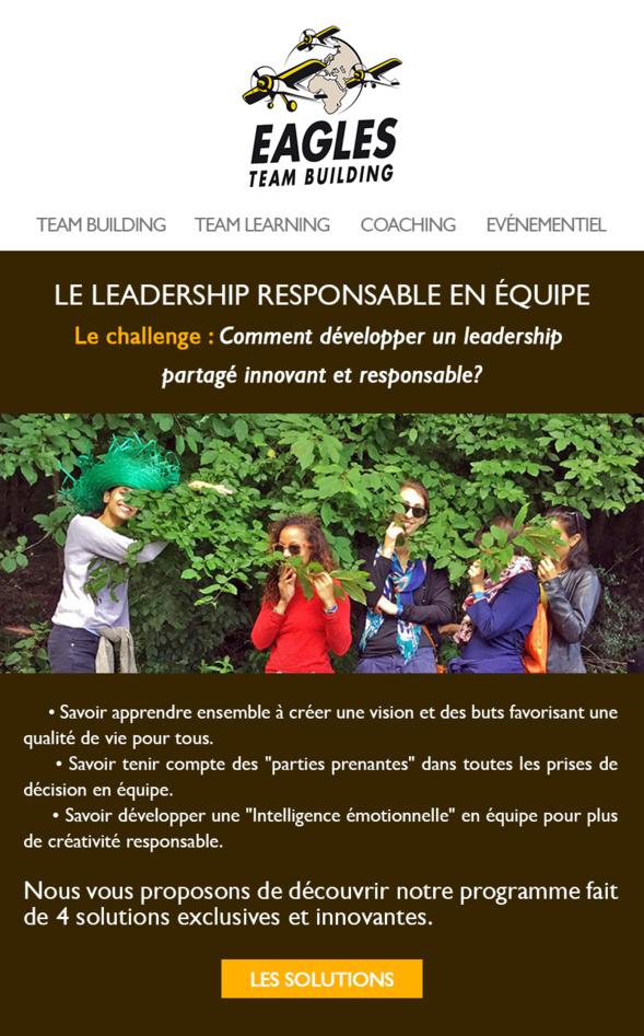 Comment développer un leadership partagé innovant et responsable?