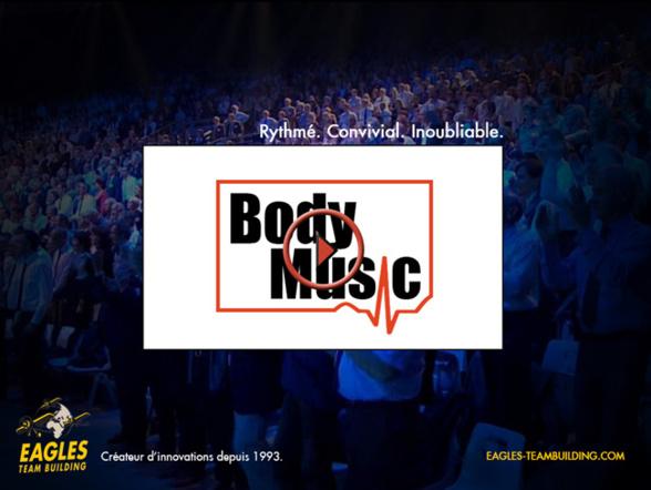 Body Music : Rythme et convivialité