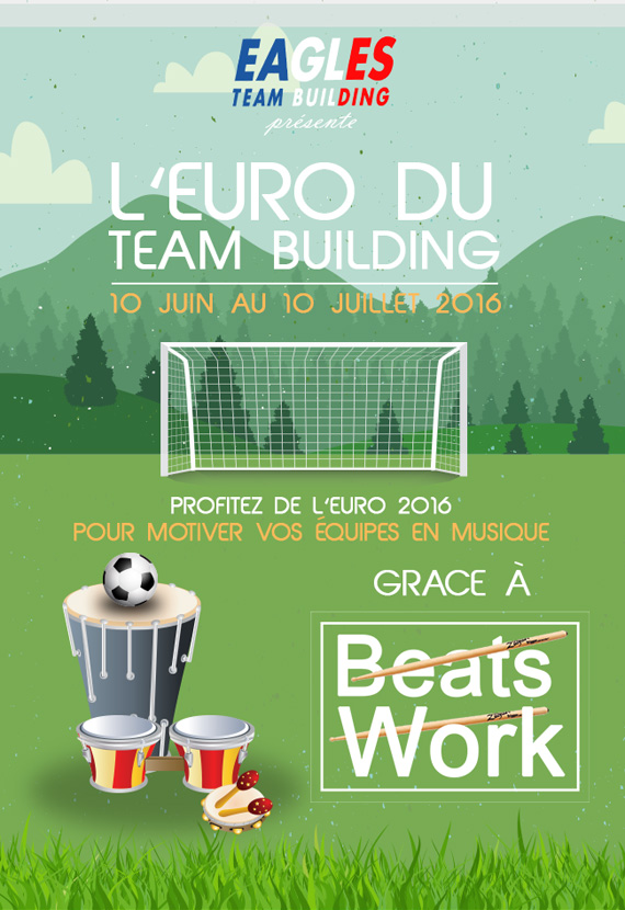 L'Euro du Team Building