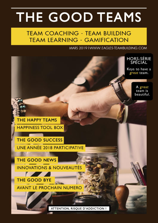 The Good Teams - Consultez notre dernier mag