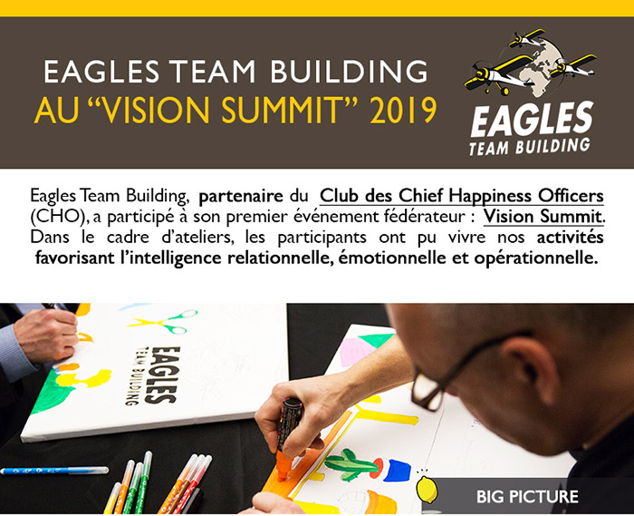 Vision Summit 2019 - Avec le Club des Chief Happiness Officers