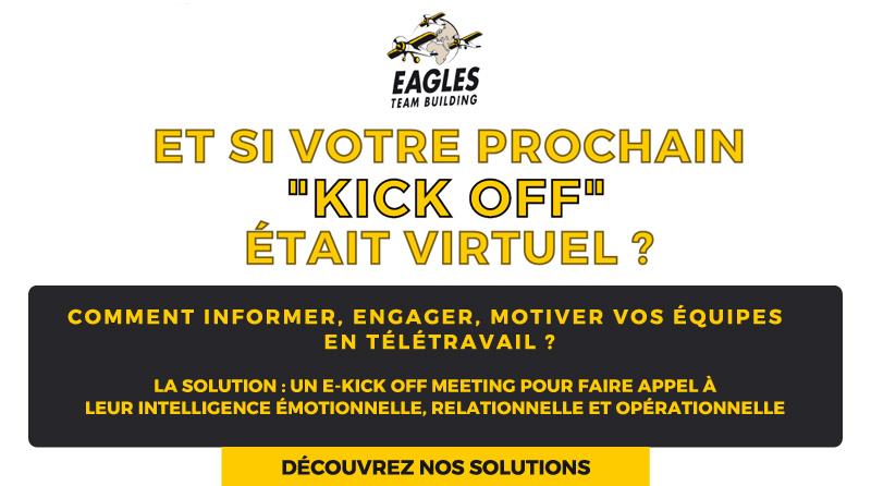 """Et si votre prochain """"kick off"""" était virtuel ?"""