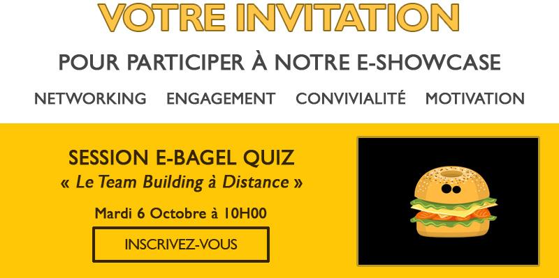 E-Invitation : Comment motiver votre équipe à distance? - Mardi 6 Octobre