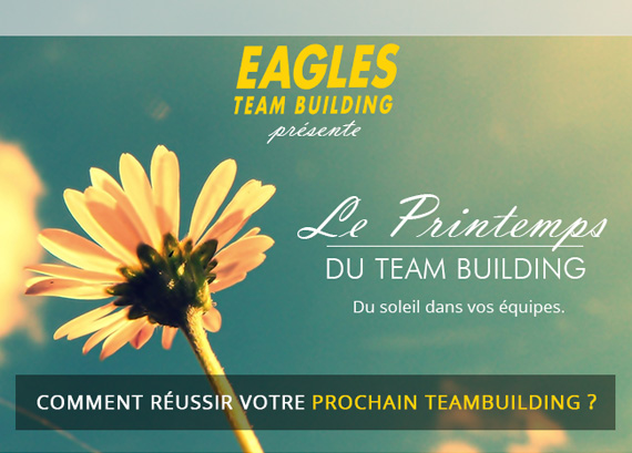 Le printemps du Team Building